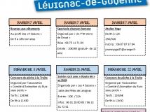 Prochainement à Lévignac