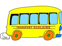 Inscription au Transports Scolaires 2021/20222